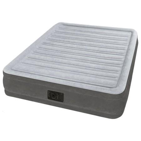 ¿Quieres ir de camping como un marqués? el colchón hinchable Intex  Comfortplus con 137 cm de ancho cuesta sólo 46,85 euros