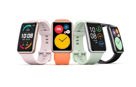 El nuevo reloj de Huawei a precio de chollo hoy en Amazon: llévate un Watch Fit por 89 euros con envío gratis [Agotado]