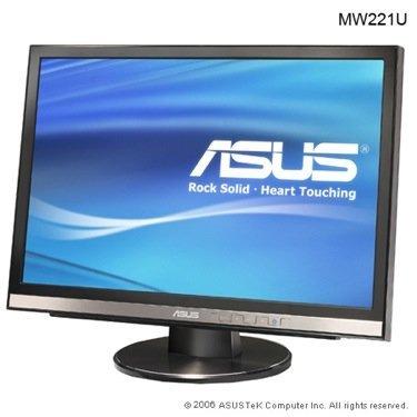 Nuevos monitores de Asus de 20 y 22 pulgadas