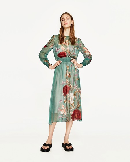 8402b75ea6 11 vestidos de Zara para primavera que estamos impacientes por estrenar