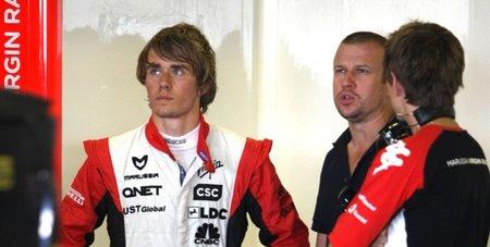 Charles Pic confirmado con Marussia F1