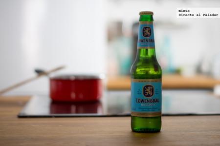 Löwenbräu Original. Cata de cerveza alemana
