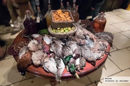 ¿Os imagináis una cena de Nochebuena a partir de caza, pesca y recolección? Así fue la del festival Wild & Slow