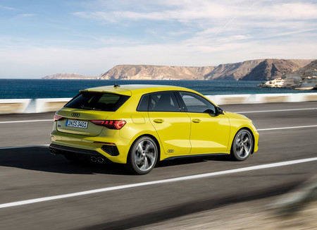 Audi S3 Sportback 2021 15