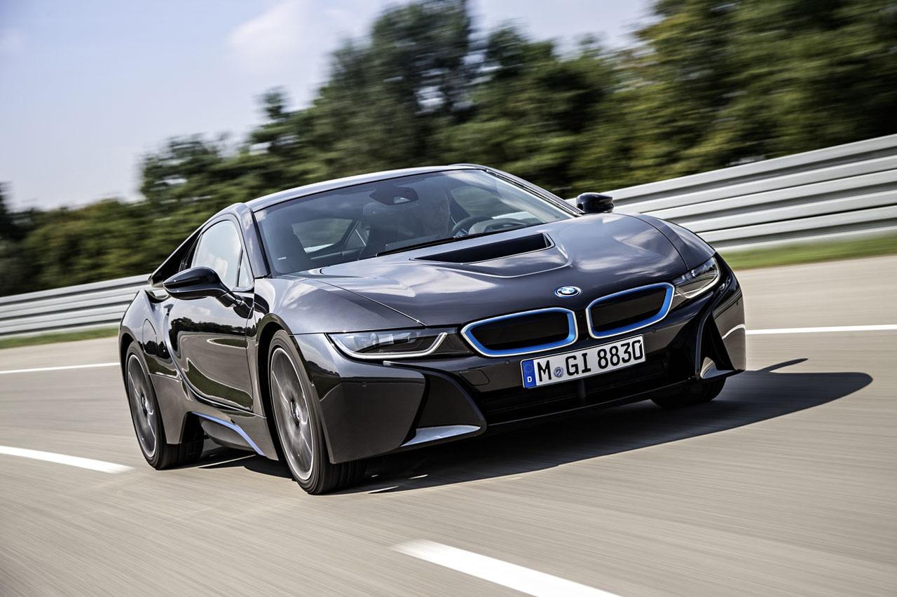 Foto de BMW i8 (32/124)