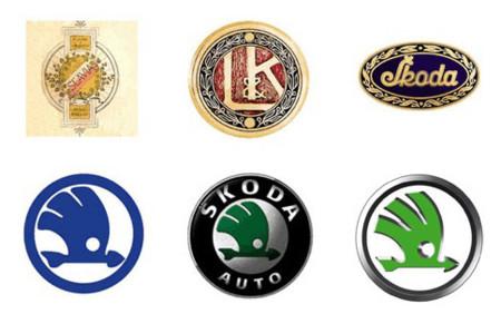 Logos de Škoda