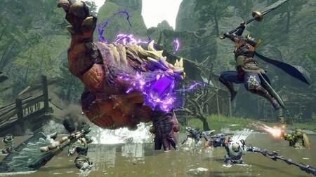 Monster Hunter Rise se queda sin juego cruzado y cross-save entre PC y Nintendo Switch. Capcom se ve incapaz de hacerlo por ahora