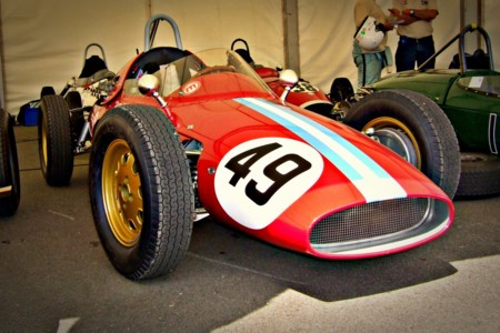 De Tomaso 1959 Formula Junior