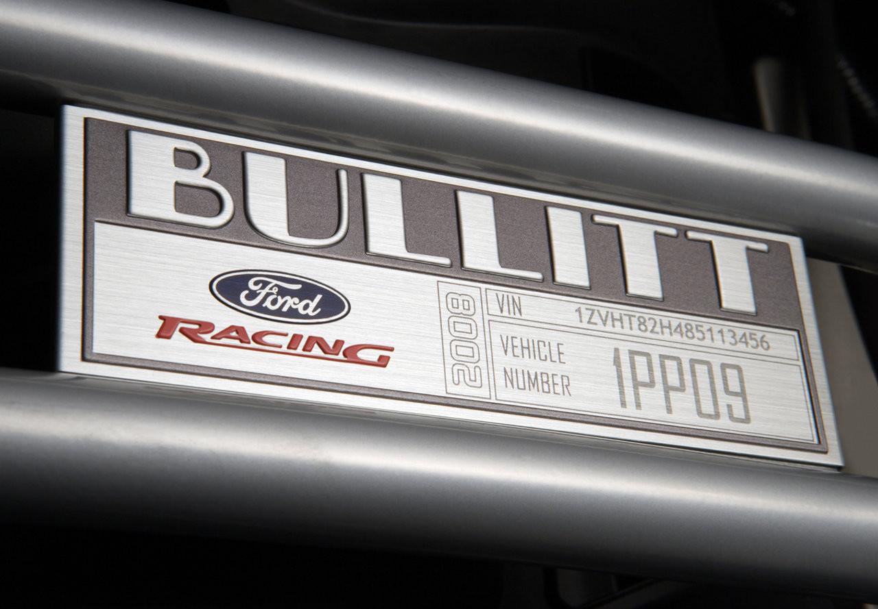 Foto de Ford Mustang Bullitt 2008 (15/17)
