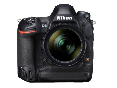 Nikon D6 Dslr Full Frame Pro 2