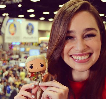 La Comic-Con, lo que viene siendo actores divirtiéndose como niños