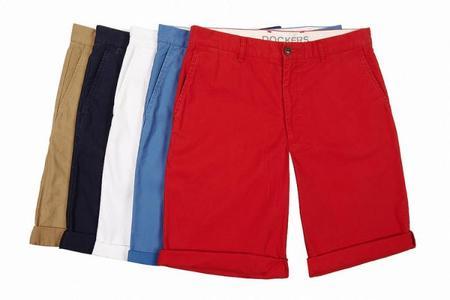 Dockers Primavera-Verano 2012 ¡Bermudas para todos los gustos y colores!