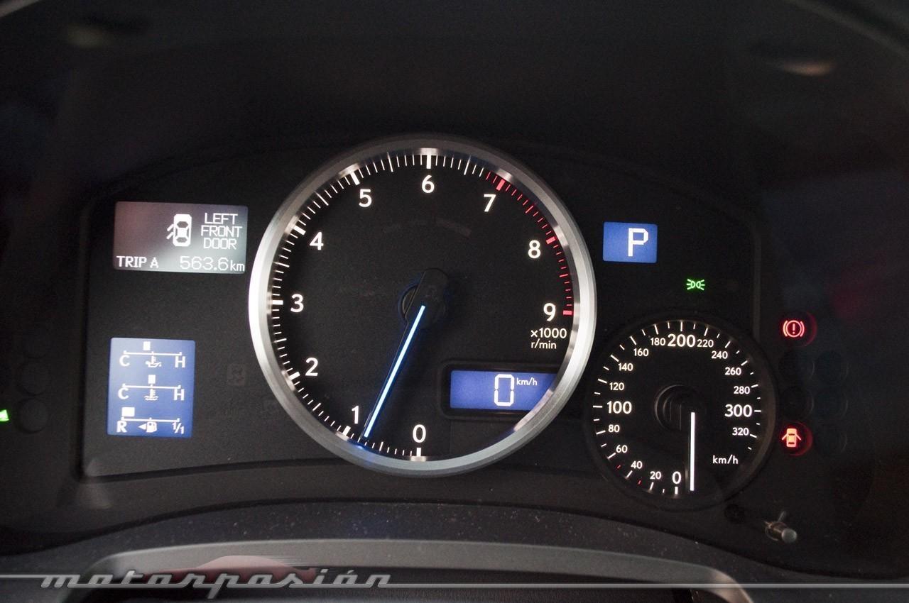 Foto de Lexus IS F (prueba) (34/46)