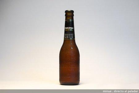 Cruzcampo gran reserva 1904. Cata de cerveza