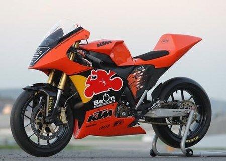 450 GP, base KTM