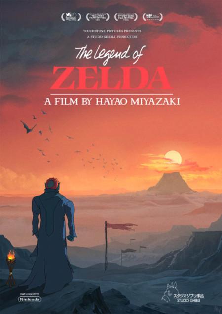 Zelda X Ghibli 2