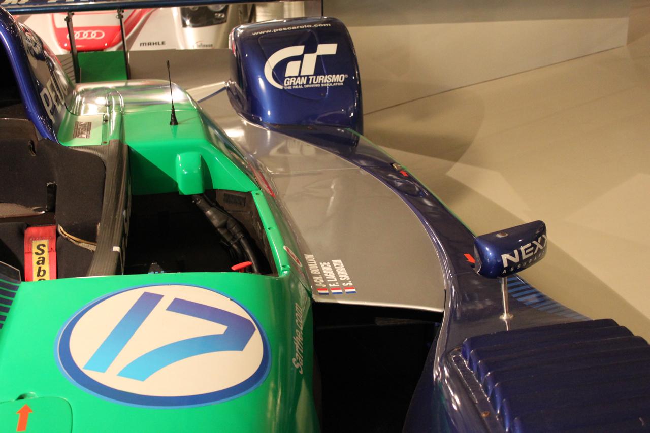 Foto de Museo 24 horas de Le Mans (238/246)
