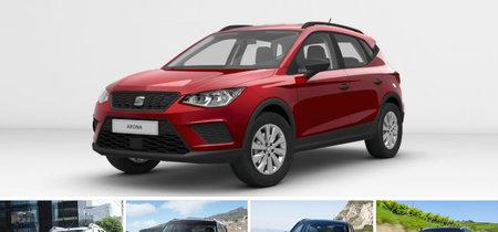 ¡Los analizamos! SEAT Arona Reference vs. todos los SUV de 300,000 pesos