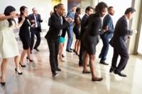 Bailar en la oficina para estar más sanos