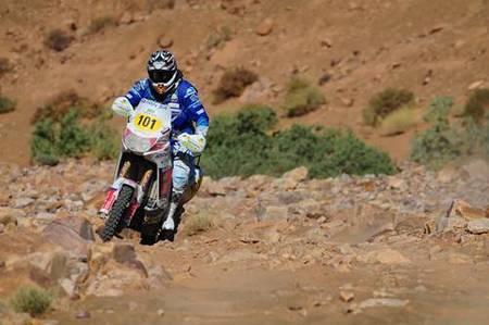 Rally de Marruecos 2009, tercera etapa