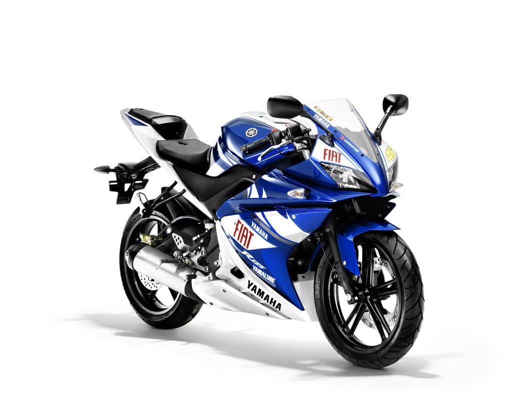 Foto de Yamaha YZF-R125 Rossi Réplica (1/19)