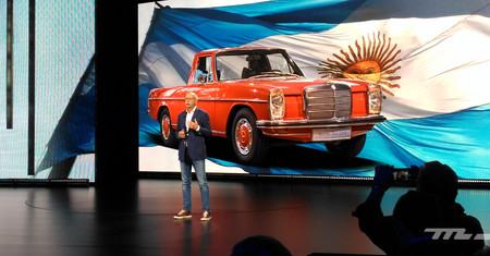 Mercedes Benz Concept Clase X Dieter Zietsche