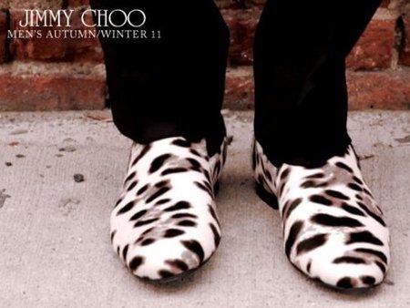 Jimmy Choo lanza su segunda colección para hombres