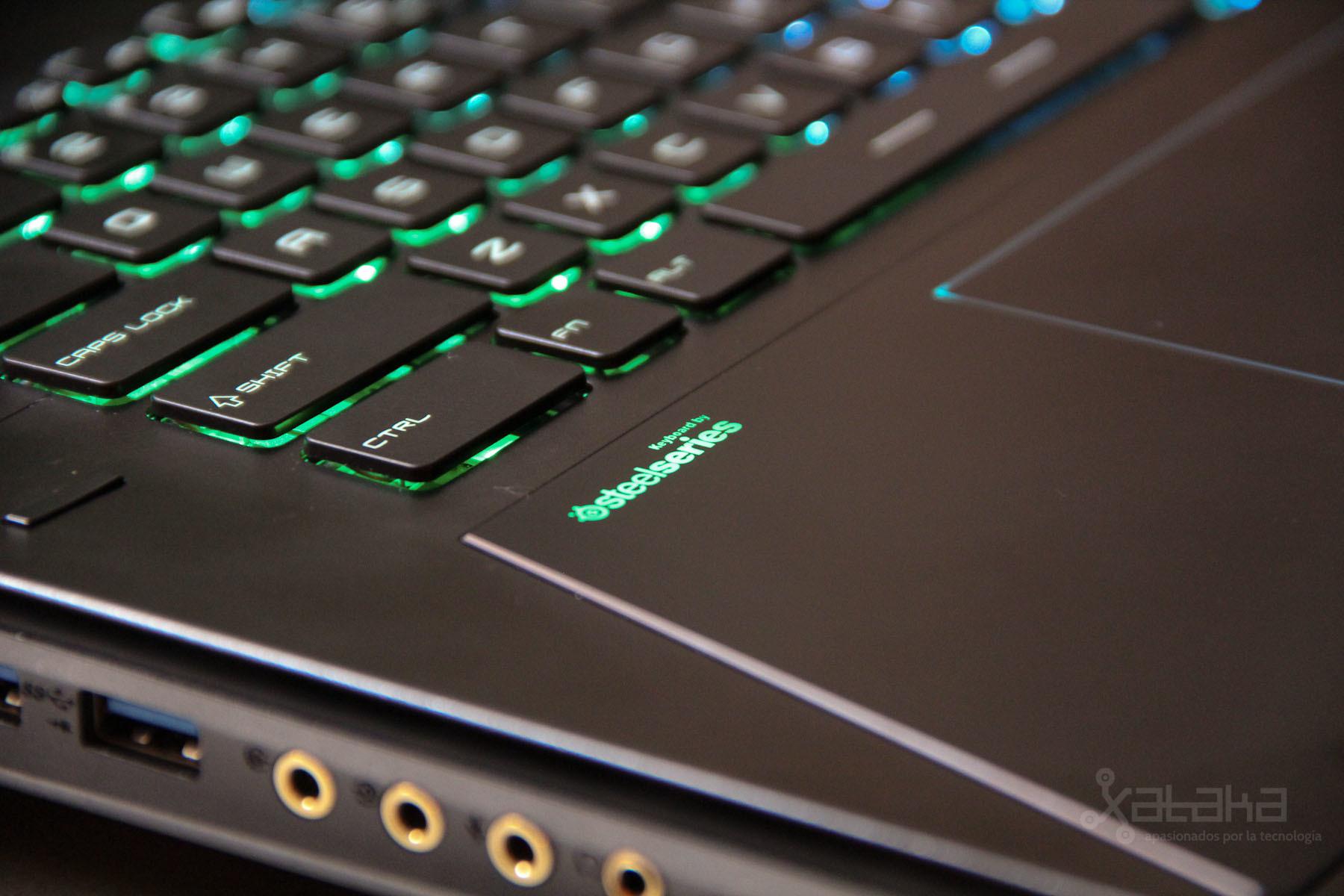 MSI GT72 'Dominator Pro', toma de contacto