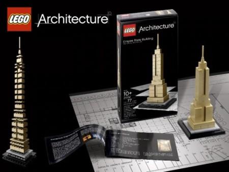 Lego Architecture, miniatura de construcciones reales
