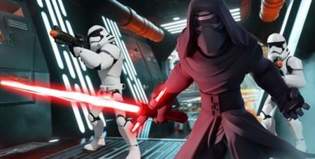 Disney Infinity 3.0 nos muestra el Play Set basado en la nueva película de Star Wars