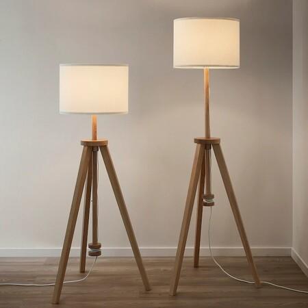 Las lámparas de pie más estilosas de Ikea