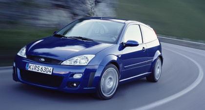 Nuevos rumores: confirmación de la llegada en 2008 del Ford Focus RS