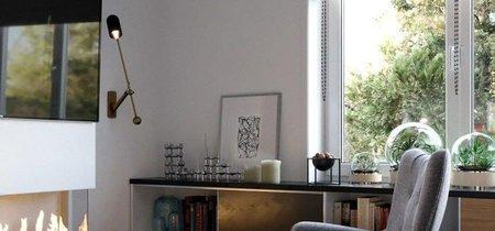 Puro diseño, un apartamento de 27 metros cuadros difícil de imaginar antes de su reforma