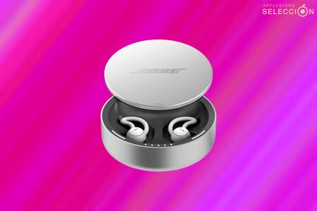 Los auriculare Bose Sleepbuds II ayudan a conciliar el sueño con sonidos relajantes: de oferta a 228,65 euros en Amazon