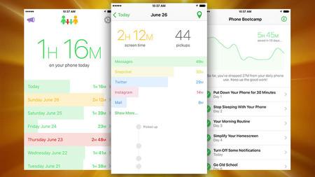 Moment: cuánto tiempo estás mirando tu smartphone