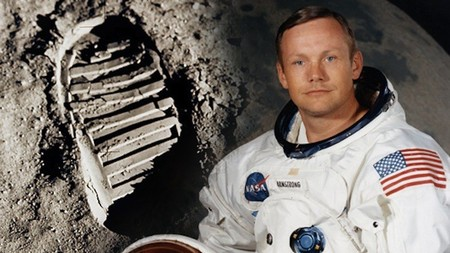[Video] Homenaje a Neil Armstrong: Blue & Beautiful