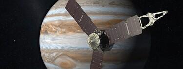 Sobrevuela Júpiter en este vídeo creado con las imágenes de la misión Juno de la NASA