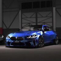 BMW M4 2021 by Avante Design: un kit de carrocería que podrá cambiar todo, hasta su enorme parrilla