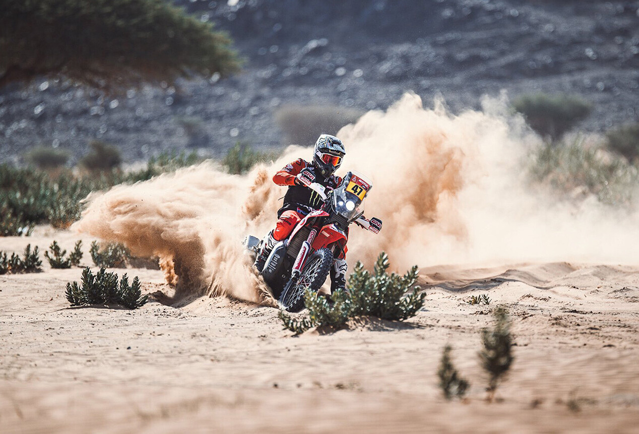 Foto de Honda CRF450 Rally Dakar 2021 (15/16)