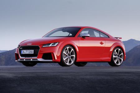 Nuevo Audi TTRS, el TT más potente jamás construido ya es una realidad
