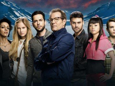 A vivir la emoción de 'Héroes Reborn' en Syfy a partir de este viernes