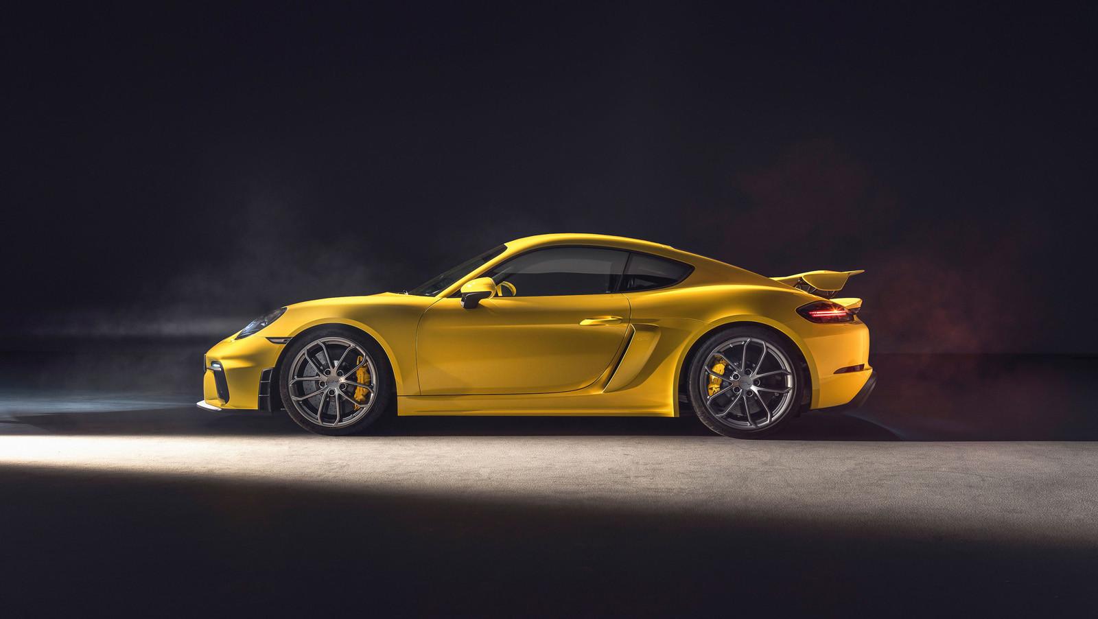 Foto de Porsche 718 Cayman GT4 y Porsche 718 Spyder (4/16)