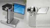 Dos cámaras de vídeo multifunción de Mustek