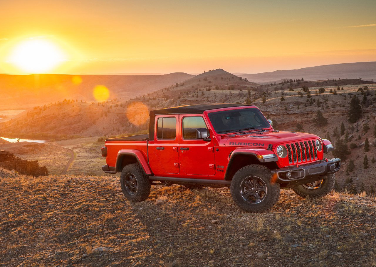 Foto de Jeep Gladiator 2020 (4/51)