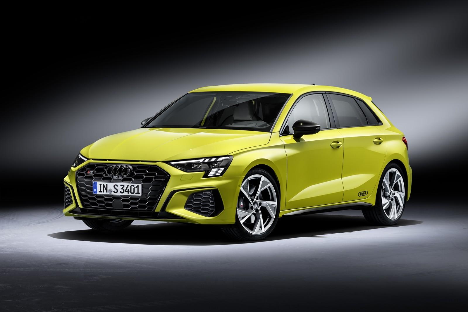Foto de Audi S3 2020 (24/54)