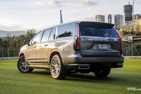 Cadillac Escalade 2021 Opiniones Prueba Mexico Contacto 14