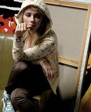 Scarlett Johansson, imagen de Reebok