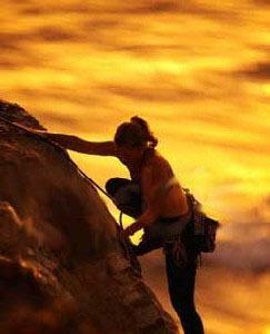 Escalada en roca, ¡el primer paso a la cumbre!