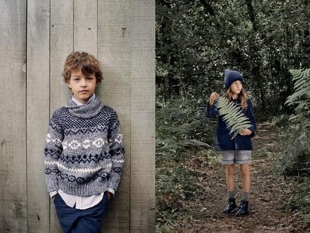 Zara Kids campaña Otoño-Invierno 2014/2015