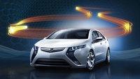 Opel Ampera, primera imagen oficial
